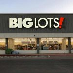 Big Lots Store Sign (Example #3)