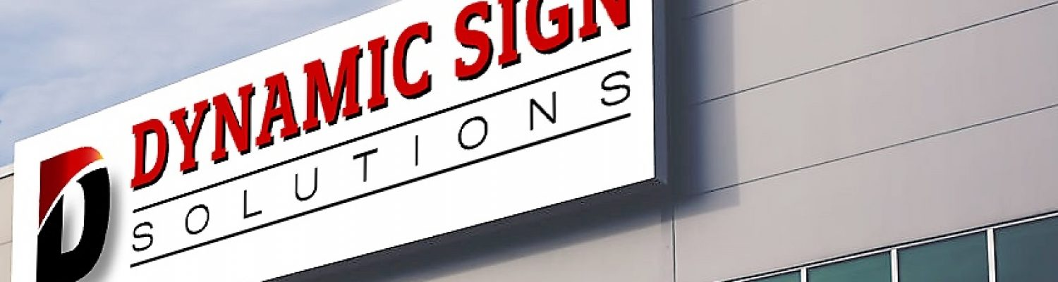 Dynamic Sign Solutions Commercial Signage